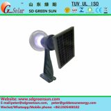 luz solar integrada de la pared 8W