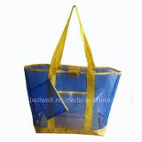 Saco do poliéster do Tote do engranzamento do saco da praia