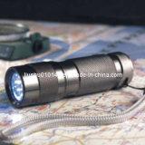 9-geleid het Flitslicht van het Aluminium (Toorts) (12-1H0001)
