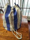 Saco do bloco do esporte do Zipper, saco do algodão, alta qualidade
