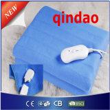 Manta eléctrica portátil con ajuste de calor ajustable
