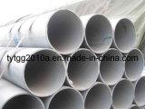 Tubo d'acciaio galvanizzato tuffato caldo di ERW