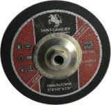 Шлифовальные для Metal 180X6X22.2