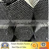 Tubulação de aço soldada 19mm preta do preto do ferro