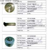 Sinotruck HOWO LKW-Ersatzteil-Selbstzusatzgeräten-Ölkühler-Kern