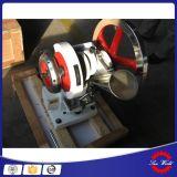 Máquina manual Tdp da imprensa da tabuleta com único perfurador