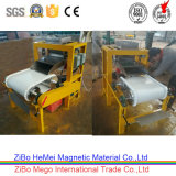 Zxg150-N Dry High Intensity Separator rolo magnético para Manfanses Ore, Limonite, Hematita