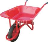 Carrinho de mão de roda da ferramenta do edifício (WB - 6201) para o mercado dos EUA