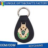 Nuovo disegno con gli anelli chiave del metallo di gomma del regalo