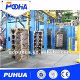 Unkosten durch Typen Stahlgußteil-Granaliengebläse-Maschinen