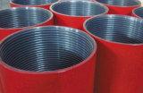 Fabbricazione d'acciaio dell'accoppiamento dell'intelaiatura del filetto di api J55 Btc