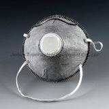 Desechable quirúrgica máscara contra el polvo con válvula (DM2009)