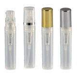 香水およびローション3ml (NB149)のためのプラスチック小型スプレーヤーのびん