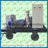 Artificiere ad alta pressione del getto di acqua di tubo del fornitore industriale del pulitore