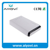 Hete Selling 5.0V 2.1A Highquality Traveling Power Bank met Ce, FCC, RoHS