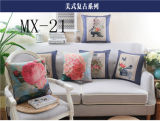 아름다운 가정 정원 훈장 허리 면 고정되는 모형 방석 베개