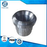 Alta calidad 304 instalaciones de tuberías de acero inoxidable 316L con las guarniciones del petróleo