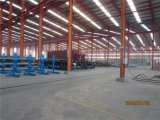 Пакгауз стальной структуры конструкции конструкции высокой эффективности Prefab