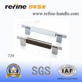 Hot Price (L-729)를 가진 알루미늄 Hardware Furniture Handle