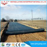 Geotêxtil não tecido barato da tela do poliéster do preço para o pavimento de estrada