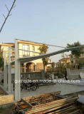 Carport con il Pioggia-Riparo della tenda dei garage del baldacchino dell'Abbaio-per-Alaccia dell'albero in Alluminio-Alloyaterpr&P