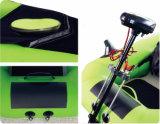 Caiaque inflável do motor elétrico para esportes de múltiplos propósitos