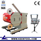 Diamant Wire Saw Machine pour Granite, Marble et Concrete