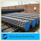 Tubo de Sch Std ERW del acero de carbón de ASTM A120