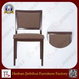 Около стулов трактира взгляда фабрики Gz классицистических алюминиевых красных деревянных (BH-FM8018)