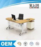 Moderner Entwurfs-gebogener leitende Stellung-Schreibtisch (FM-B20)