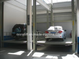 CE Approved Four Post Car Lift para Sale