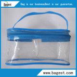 Transparant pvc Bag van pvc Cosmetic Bag Promotional met Handle