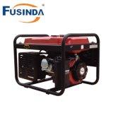 強い円形フレーム、単一フェーズ2kwガソリン発電機