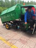 África modificó el triciclo grande/Trike del cargo para requisitos particulares de las ruedas del modelo 3 con Carbin