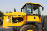 De Lader van het Wiel van de Machines van de Bouw van de bestrating Zl30 met 3 Ton van de Geschatte Lading