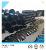 ANSI B16.9 90degreeの炭素鋼のバットによって溶接される肘