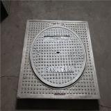 Rechteckige Kreis-Einsteigeloch-Deckel-kratzende Fabrik-direkter Verkauf