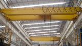 전기 호이스트를 가진 작업장 사용 두 배 대들보 천장 기중기