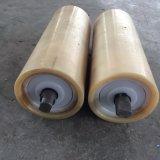 Rodillo de transporte pesado y resistente al calor para minería