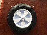 Roda livre lisa contínua da espuma do plutônio da qualidade 8X1.75 de China