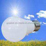 알루미늄 바디 + PC 세륨 & RoHS 증명서를 가진 로고에 의하여 주문을 받아서 만들어지는 LED 램프 3W 전구