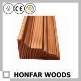 Corniche en bois personnalisée de décoration moulant pour Hoetl