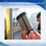 Edelstahl-Filter-Korb-Ineinander greifen