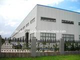 Edifício pré-fabricado da construção de aço da instalação rápida do baixo custo