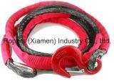 """1/4 """" ligne d'extensions d'optimums de X25, corde de treuil dans le &UTV d'ATV"""