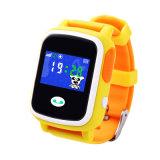 GPRSのリアルタイムの位置(Y8)のの子供GPSの追跡者の腕時計