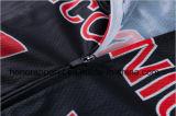 Manicotto Dri respirabile Jersey di riciclaggio adatta Honorapparel del Guangdong dei vestiti breve