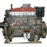 本物のCummins Nta855-Gの内陸の発電機駆動機構のディーゼル機関