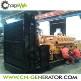 Conjuntos de generador aprobados de la cogeneración de CHP del Ce 600kw /750kVA 50Hz