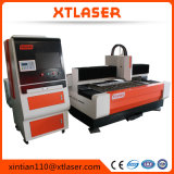 Автомат для резки лазера металлического листа волокна CNC от Китая Shandong для нержавеющей стали
